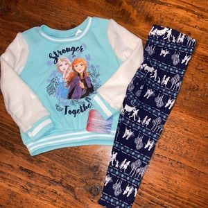 NWT frozen 2 set